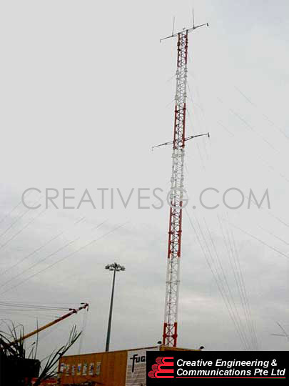 Creative Engineering and Communications Pte Ltd
